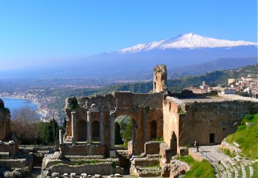 avid cycling adventure in sicily!